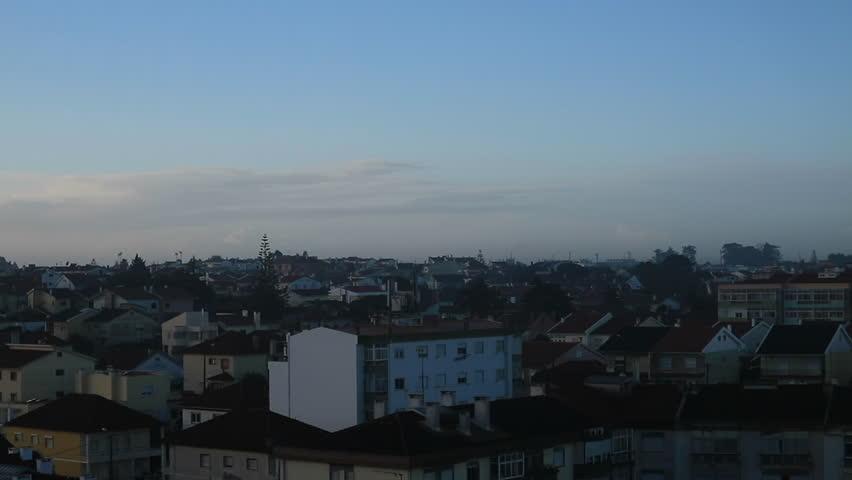 Sunrise in Sintra   Shutterstock HD Video #1024280984