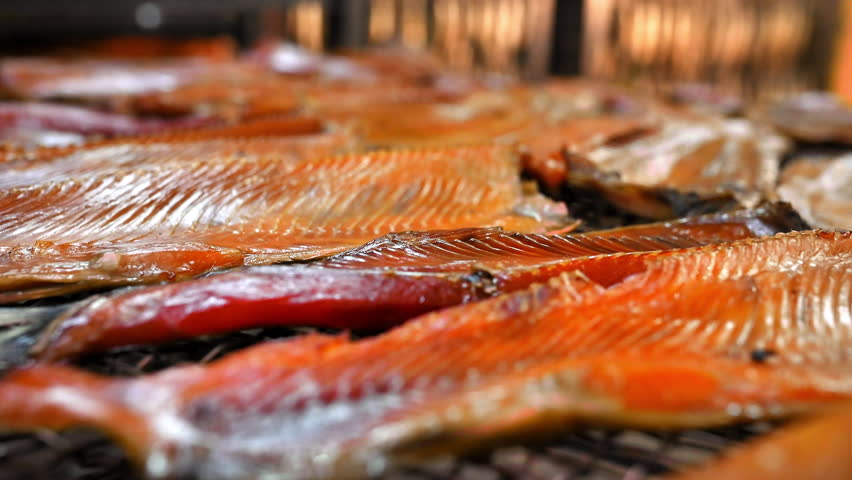 Fish factory production | Shutterstock HD Video #1025258354