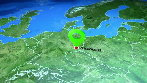 Map Of Germany Landforms.Germany Map 3 D Stock Video Footage 4k And Hd Video Clips