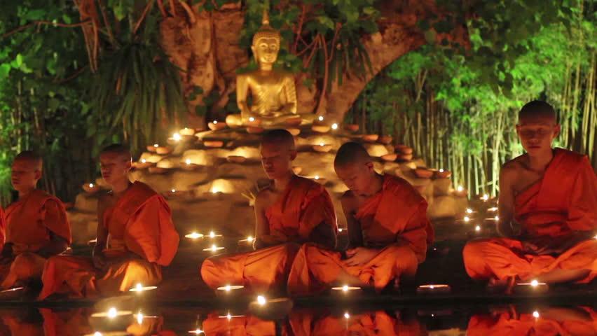 Feste Buddhismus