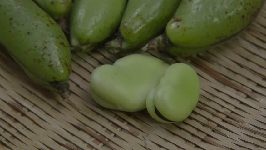 Broad Beans | Shutterstock HD Video #1026990584