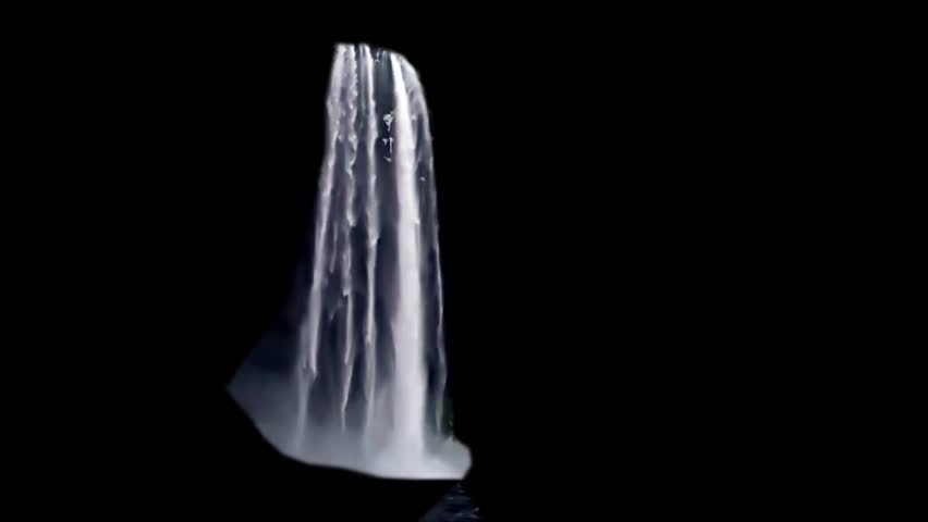 Real waterfall for vfx  | Shutterstock HD Video #1027058714