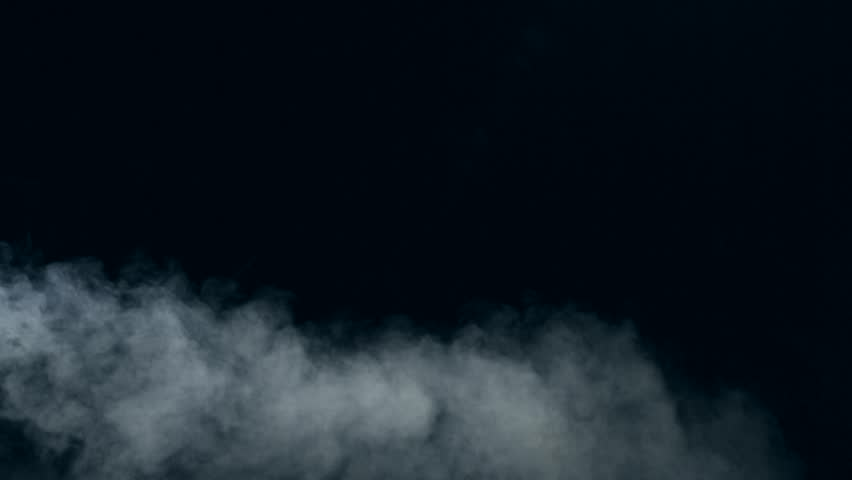 Smoke on black background | Shutterstock HD Video #10274324
