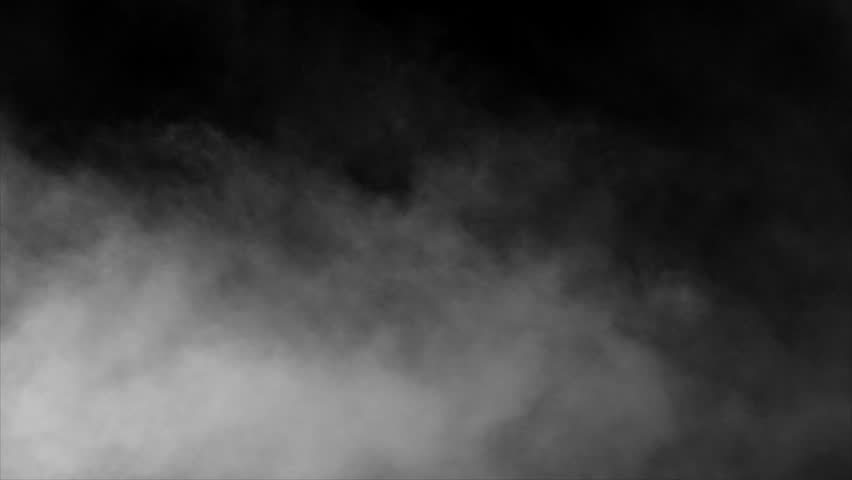 smoke , vapor , fog - realistic smoke cloud best for using in composition, 4k, use screen mode for blending, ice smoke cloud, fire smoke, ascending vapor steam over black background - floating fog #1028275454