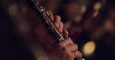 symphony orchestra brass section