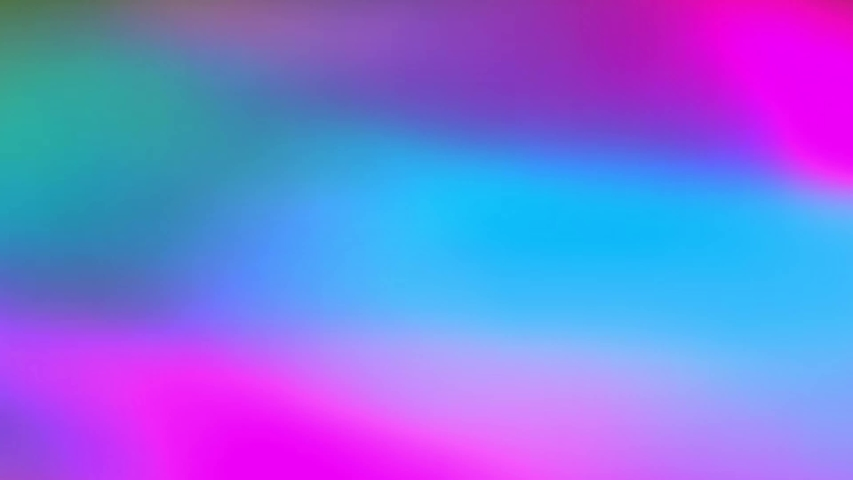 Holographic neon foil animation with vibrant colorful abstract background. Smooth looped motion. Multicolored motion animation background | Shutterstock HD Video #1030012574
