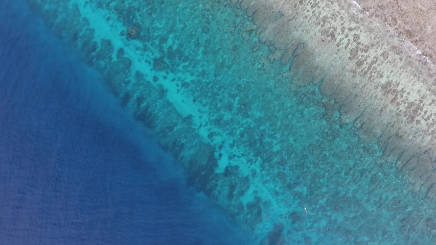 Gili island, Lombok coastline, Indonesia #1032715454
