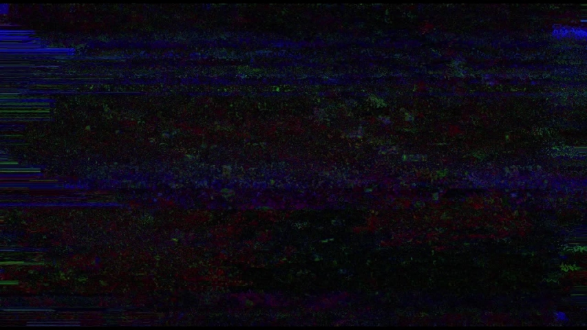 Digital pixel noise glitch art effect. Retro futurism 80s 90s dynamic wave style. Video signal damage with tv noise and old screen interference | Shutterstock HD Video #1033050644