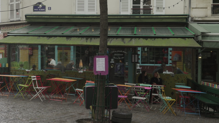 Paris / France - 04 10 0219: Paris Spring 2019 | Shutterstock HD Video #1035143474