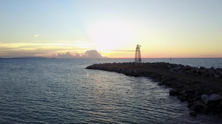 Fortaleza Sea - Ceará - Brazil | Shutterstock HD Video #1037350814