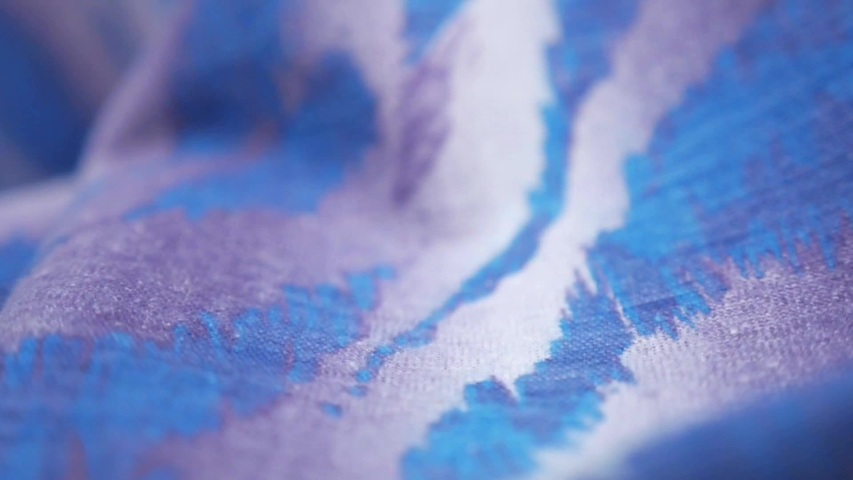 Fabric material for clothes multicolored 06 | Shutterstock HD Video #1039190024