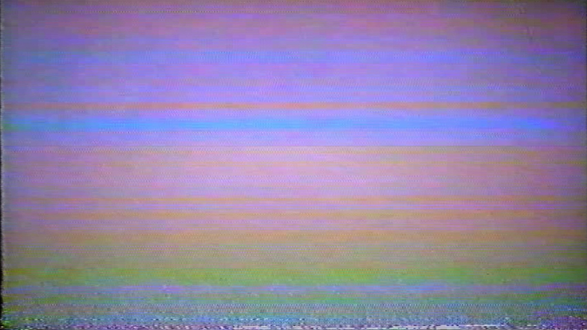 Television Static Noise Background, VHS Glitches, Light TV Static lines #1039756214