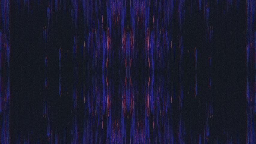 Abstract Symmetry and Reflection Digital Pixel Noise Glitch Background   Shutterstock HD Video #1040983574