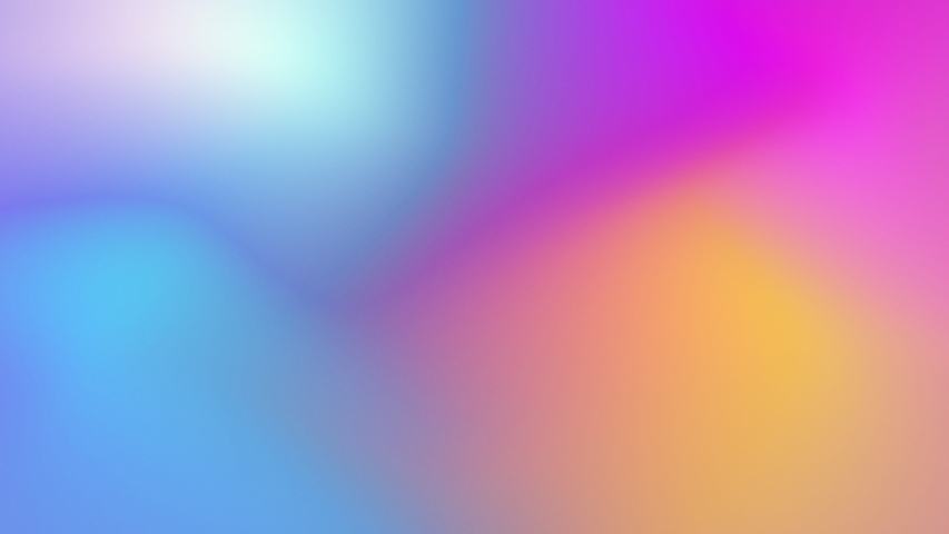 Animation background looped abstract changing gradients of vibrant colors with noise | Shutterstock HD Video #1041868144