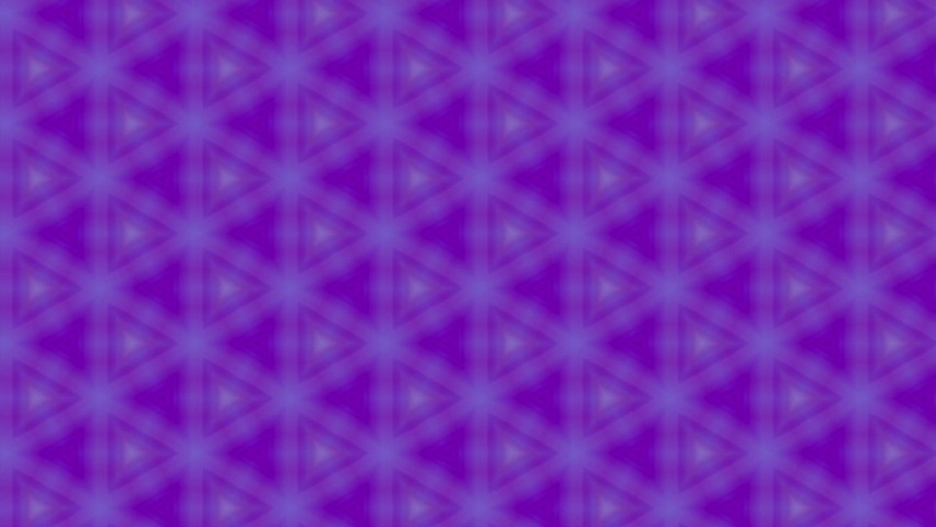 Motion purple triangles pattern, abstract background with smooth rows of changing elements in the style of vintage retro wallpaper murals. | Shutterstock HD Video #1043841694