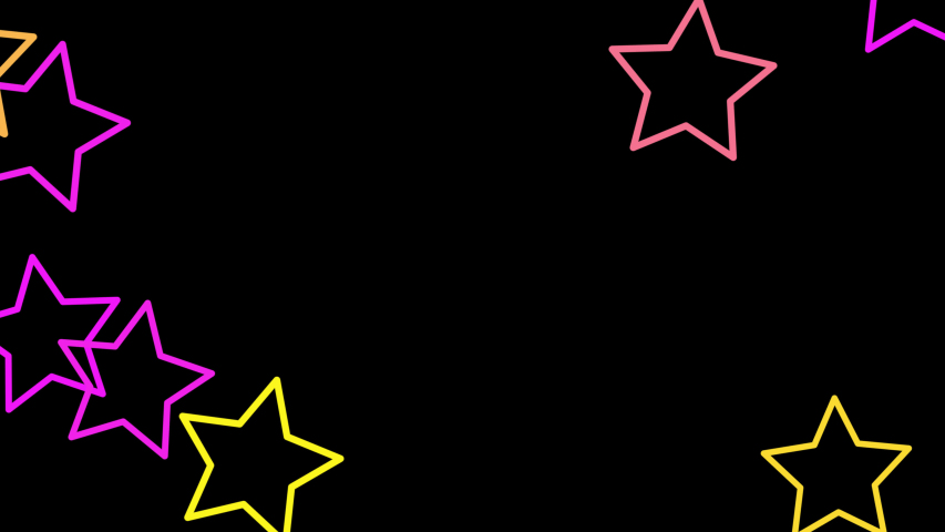 Black background with moving stars    Shutterstock HD Video #1044992524