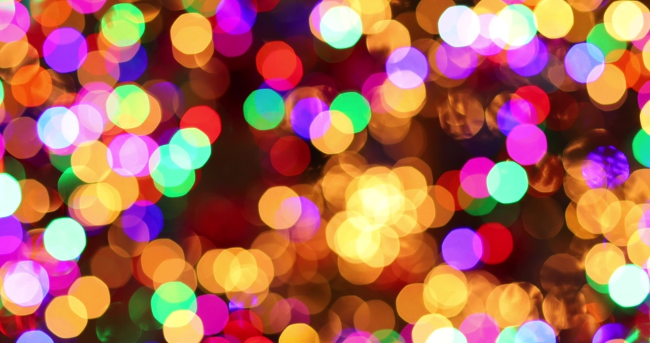 Footage of Christmas illuminations downtown Tokyo | Shutterstock HD Video #1045143904