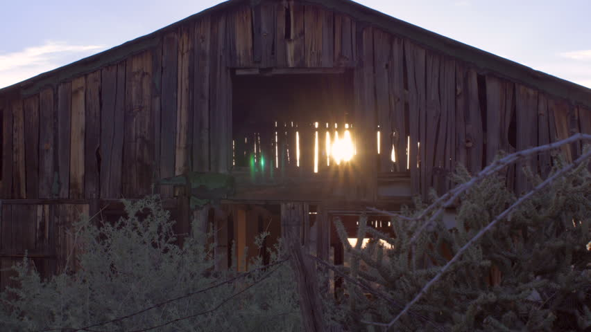 Image result for light through slats in a barn