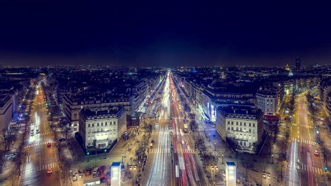 The Champs-Elysees