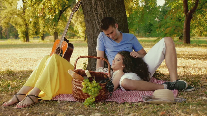 Image result for couple picnic