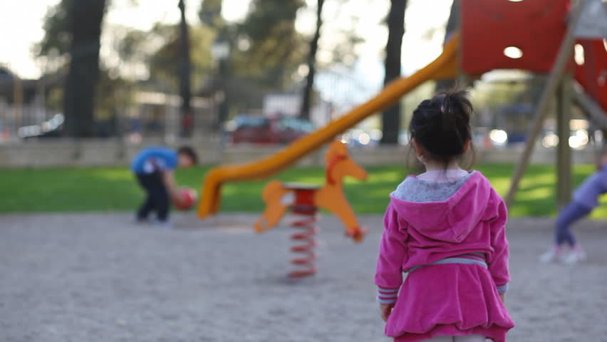 Kids playing  | Shutterstock HD Video #1115764