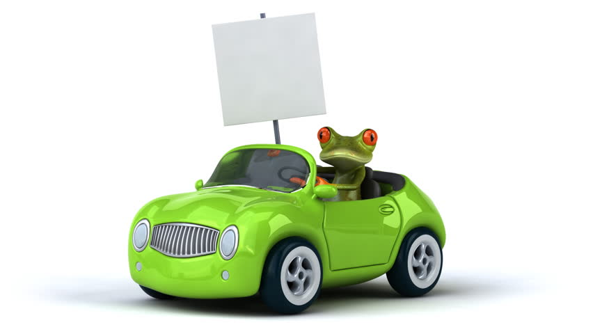 Stock video of car crash. claymation | 4972781 | Shutterstock