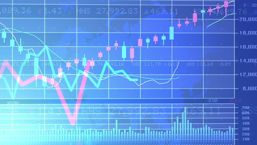 Business Data Graph. | Shutterstock HD Video #11253884