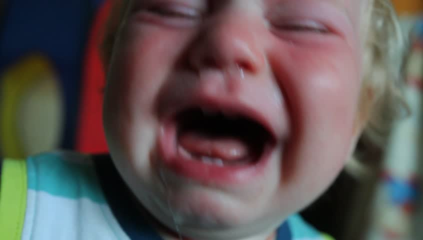 Crying baby infant | Shutterstock HD Video #11283074