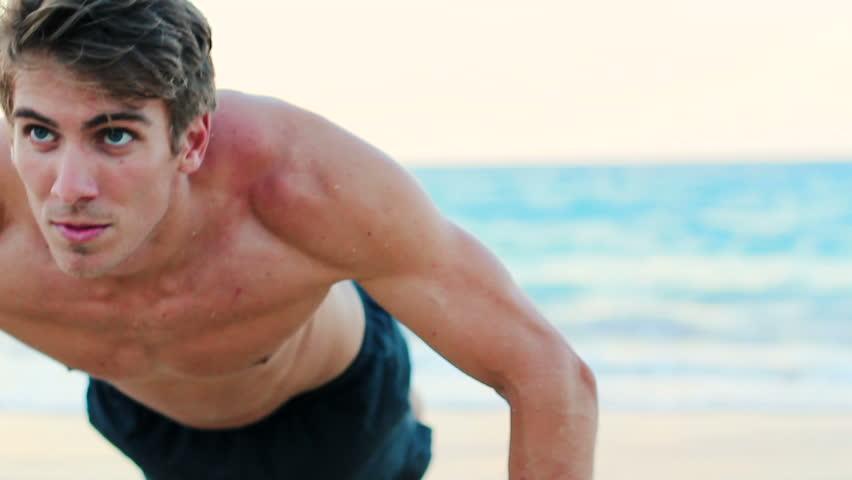 Male to male full body massage video