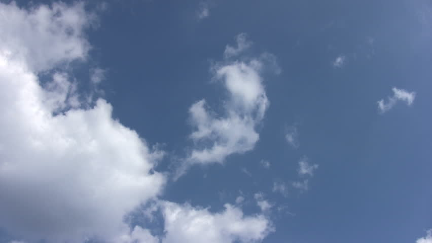 Clouds Time Lapse #1149724