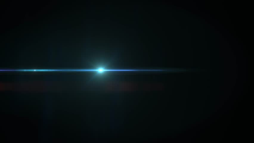 4k00:10Light Glare Or Flare With A Dark Background.