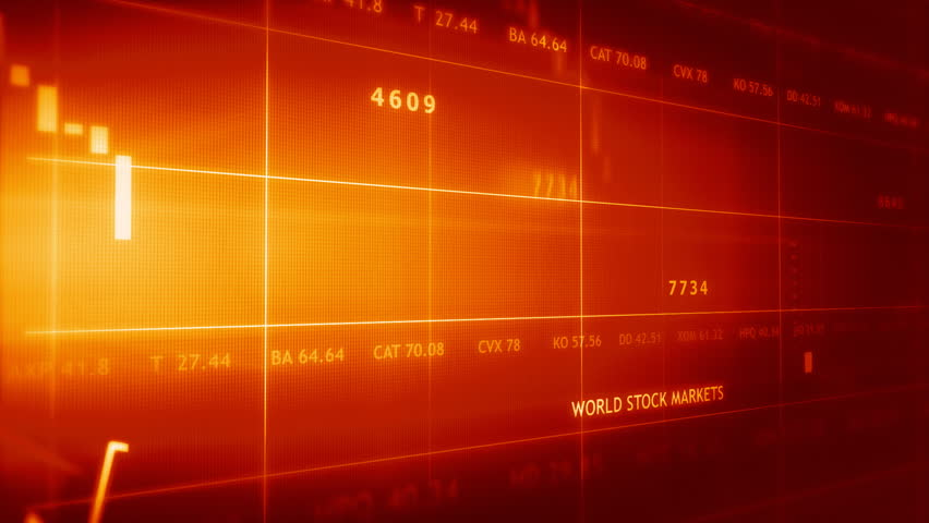 Stock data animated   Shutterstock HD Video #1156684
