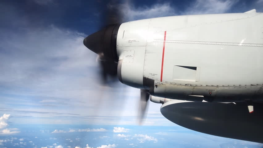 Header of Airplane Propeller