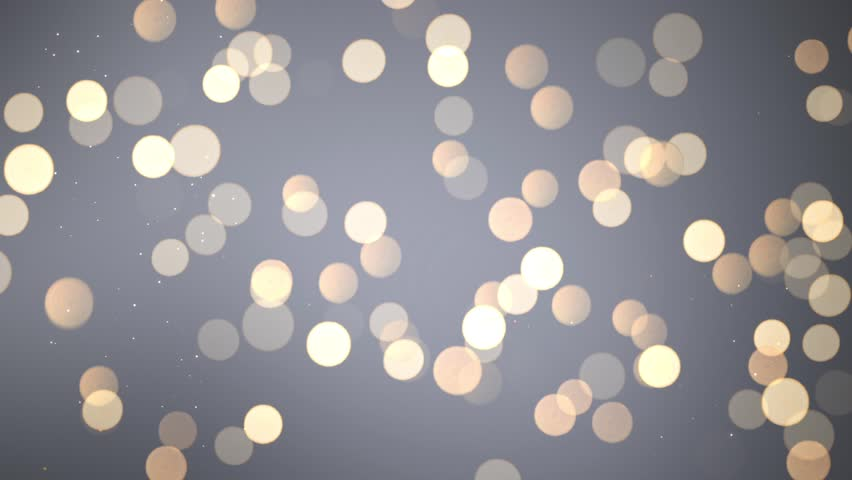 christmas bokeh particles simulating blurred christmas lights stock footage video 11602604 shutterstock - Christmas Lights Video
