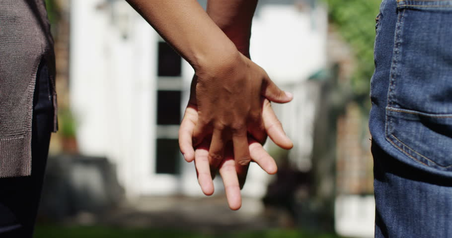 Holding Hands Home