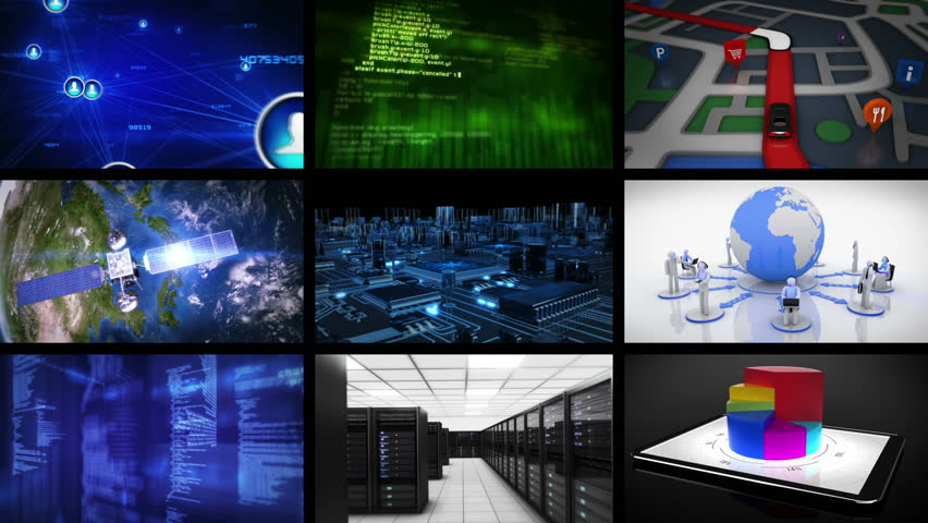 Video Wall  Video Screens Showing Stock Footage Video (100% Royalty-free)  11745464   Shutterstock