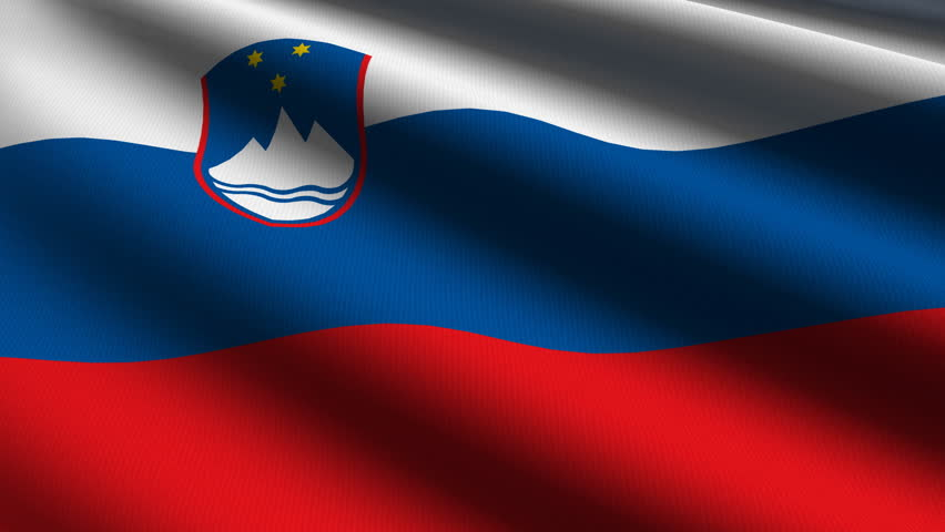 Slovenia Map Stock Footage Video Shutterstock - Slovenia map hd