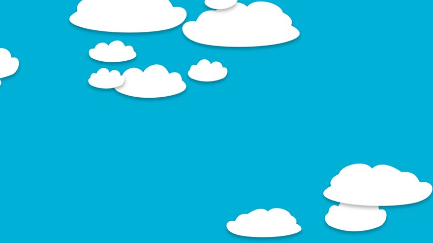 Clouds Strips Motion Graphics Stock Footage Video (100% Royalty-free)  11891504 | Shutterstock
