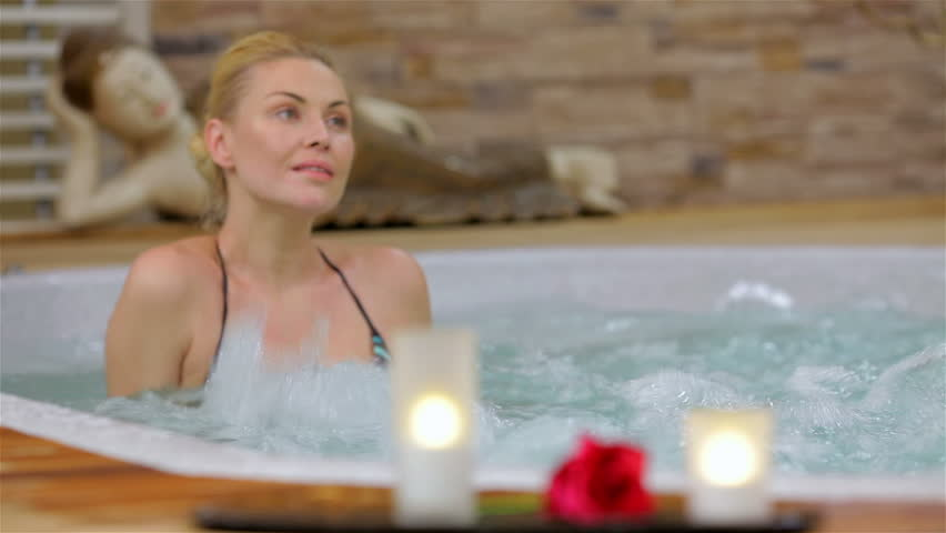 Image result for jacuzzi tub woman