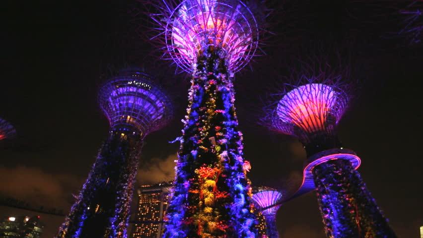 singapore clarke quay asia gardens stock footage video 100 royalty rh shutterstock com