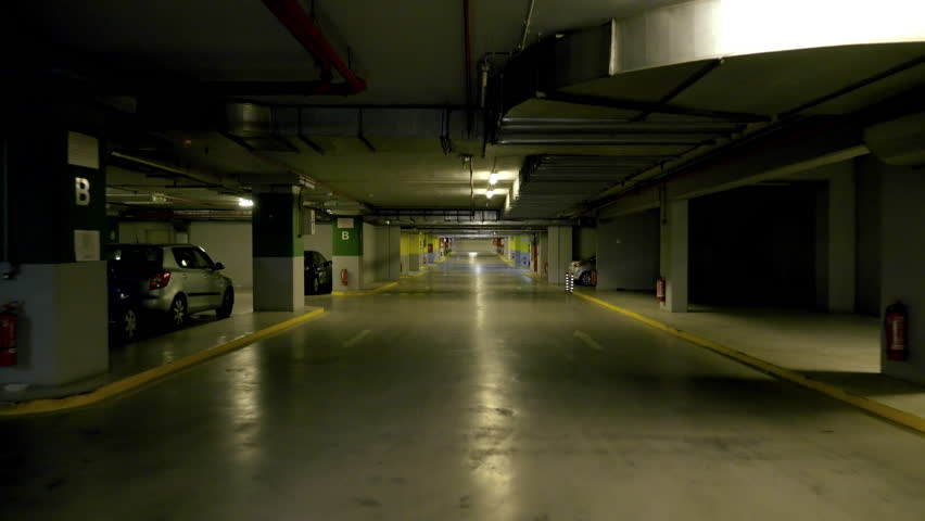4K Pov Drive Through Underground Stock Footage Video 100 -1330