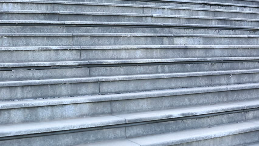 Fitness woman runner running on stairs | Shutterstock HD Video #12024974