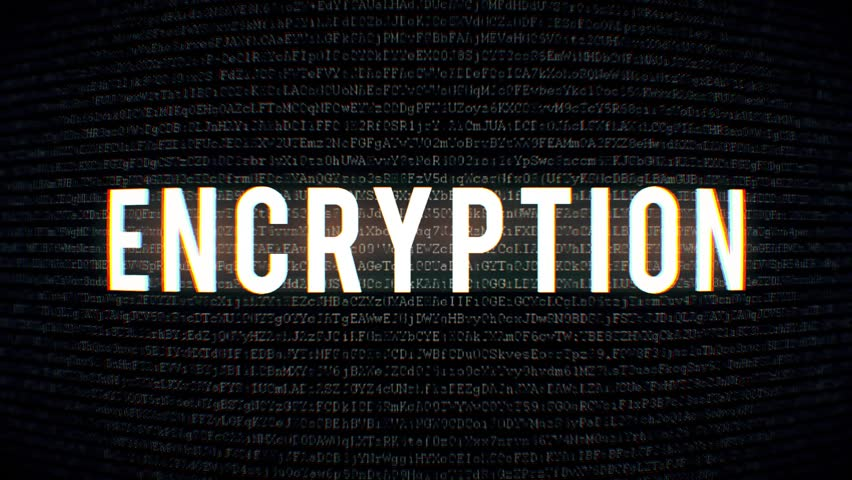 Background code style with text encryption | Shutterstock HD Video #12057824