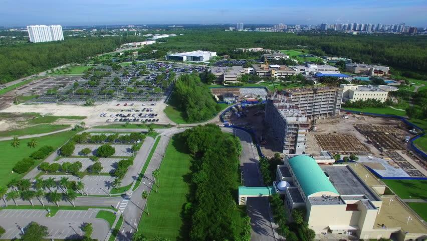 Florida international university biscayne bay campus north miami fl