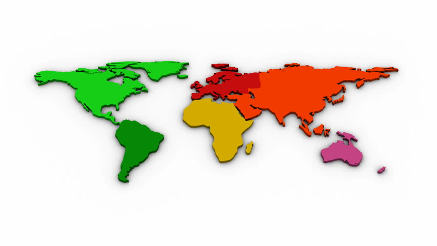 Time zone world time zone world time lapse map of world time zones world map animation white background 3 in 1 created in 4k 3d gumiabroncs Choice Image