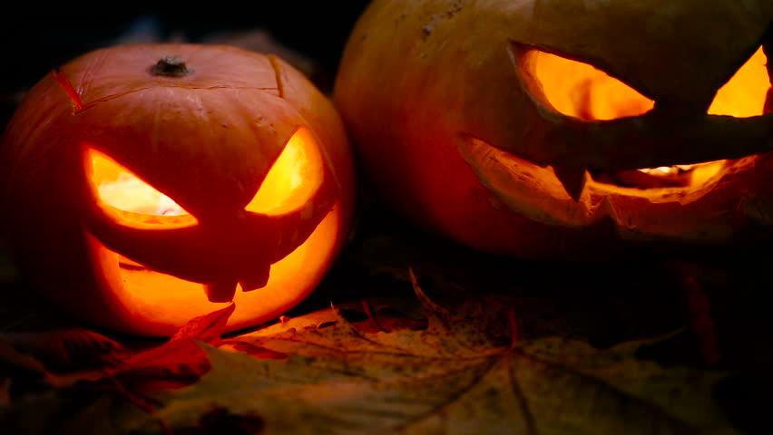 king of pumpkins horror halloween 3d animation giant