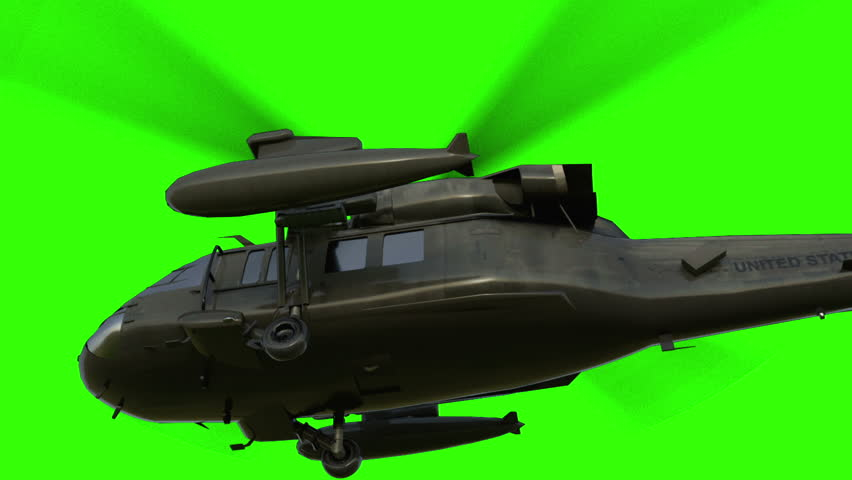 Thanos Home Green Screen Hd 60 Fps: Stock Video Of Military Helicopter Uh-60 Black Hawk