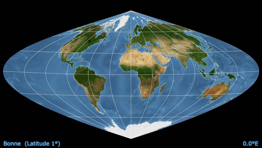 Distortion patterns animated world map in the bonne 25 degree videos relacionados distortion patterns animated world map in the bonne 1 degree projection blue gumiabroncs Images