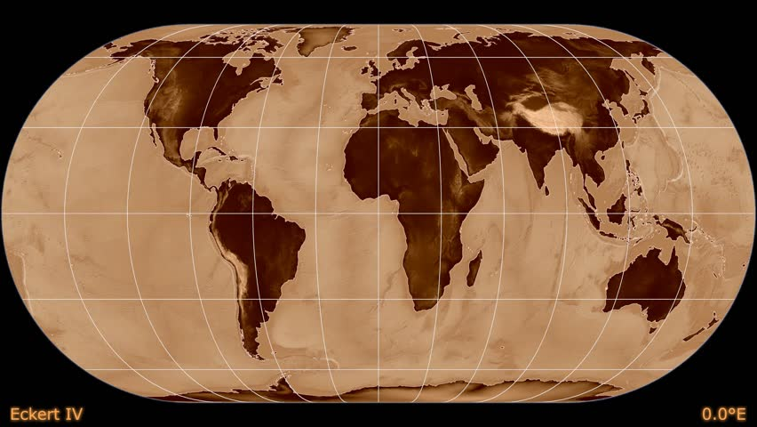 Stock video of distortion patterns animated world map in 12304478 related video keywords gumiabroncs Images