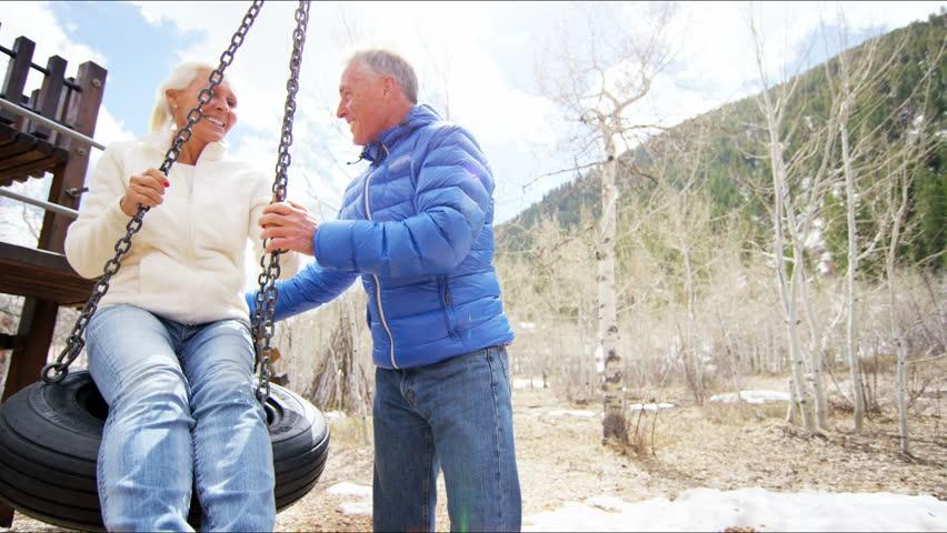 Free mature swing video